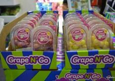 New Grape and Go packaging from Fruit Master Australia.