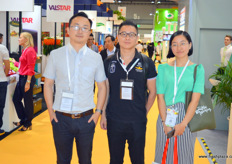 TFresh marketing team. TFresh is a Chinese exhibitor organiser. TFresh's next event will be in Shanghai in the end of November, and it will be one of the largest fresh produce event organised in Mainland China.