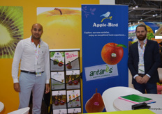 Mohamed Chair - Apple Bird and Vincent Reynauld from Andinexia.