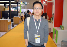 Jay Han is the director of the Warehousechain Group, a warehouse and cross border E-commerce service provider from Guangzhou in Southern China.