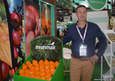 Will Snell, General Manager - Sales, Freshmax (Australia)