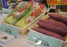 Veggies from Kyoto Wholesale market