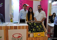 The team of Coliman Avocados