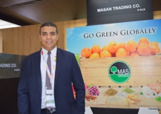 Ahmed Mohamed, Export Sales Executive, MAS Green (Egypt)