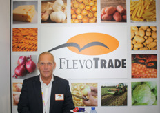 Arnold Groeneveld became commercial director of FlevoTrade in June 2016.