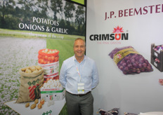 Marco Lont of J.P. Beemsterboer Food Traders. Onion exports to West Africa are now growing rapidly, although demand remains unilateral.