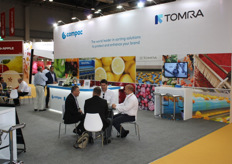 Tomra took Compac over last year. This year, they attended Hong Kong for the first time as one.