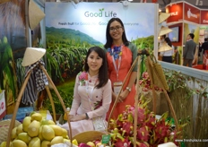 Oanh and Ebina for Good Life (Vietnam)
