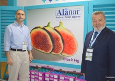Akin Torin of LET (HK) Pacific with Yavuz Taner of Alanar (Turkey)