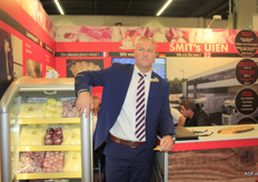 """We have Metro Germany among our clients"", says Raymond Mahieu of Smit's Onions. Their products are also very popular in the food services industry."