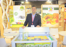 Productos del Campo San Gregorio is the first company in Colombia that produces processed fruits and vegetables using HPP technology. They offer mixed pulp packaging of 14 products, which guarantee about 150 varieties of mixes, explains Jorge Enrique Amorocho.