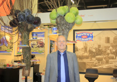 "Gerrie Groot of G. Kramer & Sons says, jokingly: ""Our cabbages grow on trees."" This company processes cabbage into sauerkraut and two years ago, celebrated its 125th anniversary."
