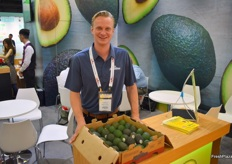 Todd Mauritz from Mission Produce