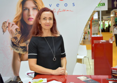 Elena Domnick from Veos