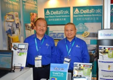 Frederick L. Wu and Billy from DeltaTrak