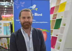 Vincent Reynaud from Apple Bird