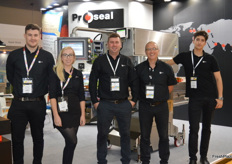 The team from ProSeal were in Hong Kong with a stand for the first time, with the GT tray sealing machine, which helps reduce the use of plastic in fresh produce.