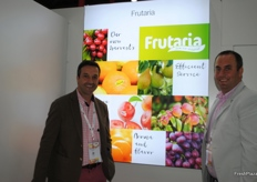 Alfonso Rivera and Carlos Echeveste from Frutaria, Spain.