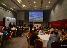 Audience at press conference Shenzhen Kingship Co.,Ltd.