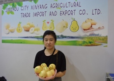 Jinzhou City Xinyang Agricultural Trade Import and Export Co., Ltd.