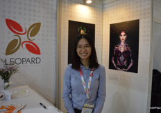 Coco Zhu from Leopard Fruit Trading (Shanghai) Co., Ltd.