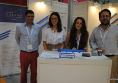 The company Ozeano promoting their coollogger.