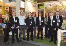 The team of Meade Potato Company From left to right: Claire Foley, Robert Devlin, Rory Maguire, Philip Meade, Daniel McKenna, Patrick Meade, Jeni Meade, Ruairi Carolan and Mark Rooney.