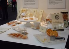 Nominee Fruit Logistica Innovation Award 2014. Fette di Sole: dried orange slices produced using a very slow drying process. As no sugar is added, they can form part of a low calorie diet.