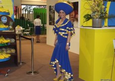 The Chiquita Lady