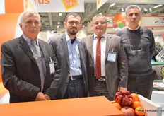 the Alnar Narcilik team, this Cypriot company started to produce pomegranates in 2006
