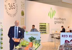Jorgen Nielsen, Director of Northern Greens(Denmark), Northern Greens is known for their organic and conventional fruits and vegetables