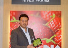 Managing Partner of Nivex Farms (Egypt), Emad Yacoub