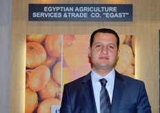 Hatem El Shallma, CEO of EGAST- Egypt, EGAST is growing potatoes and has been exporting since 1982