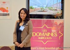 Kenza Quali of Les Domaines Agricoles- Morocco (Responsable Marketing - BU Agrumes)
