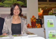 Ms. Manal Al Battat of Tubas for Packaging and Marketing Agricultural Products Co. (Palestinian Territories)