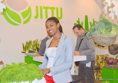 Kidist of Jittu Horticulture- Ethiopia, established with great vision of producing and exporting various vegetables, fruits and flowers that meets market standard of European and Middle East
