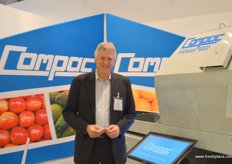 Bob Shaw for Compac Sorting Equipment (New Zealand) .. Asia Sales Director of Compac and General Manager of the Taste Technologies Ltd.