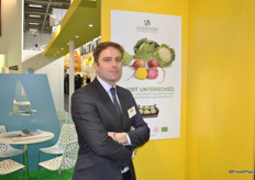 Willem Kampschoer from KampExport, although known for Cauliflower, KampExport is expanding their assortment.