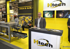 Petr Fiala for Htech, Poland. Htech is designing and providing lines for fresh and frozen produce handling and packaging.