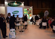 Stand of Tecnidex, leading company in post-harvest solutions.