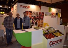 Stand of the Zaragoza-based cooperative Cosanse.