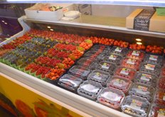 Fruitmasters showed what they have in the field of soft fruit.