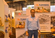 Hein Kortebos of Tummers Food Processing Solutions.