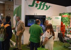 Jiffy International AS is a supplier of environmentally friendly multiplying systems, hydroponic systems, pots and substrates made from renewable materials and bio-based materials such as peat, coconut fibre, pulp and other biomass and vegetable materials for the horticultural sector.