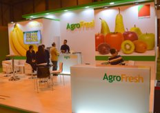 Agro Fresh is the supplier of Smart Fresh.
