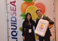 LiquidSeal, Oscar Rietkerk and Alexandra Fonte Mera introduced Liquid Seal for citrus on the Spanish market. Biodegradable coatings that increase shelf life and decreases loss of product.