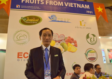 Phan Quoc Nam from Long Uyen Company Limited.