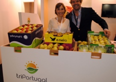 Patricia Moreira and Francisco Torres, of TriPortugal.