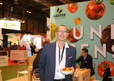 Angelo Tjhie is country manager Spain for Gauties Semillas. The company is big in products including lettuce, courgettes and small tomatoes in Spain.