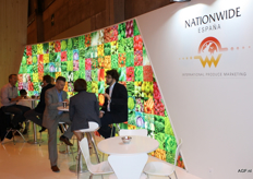 The Spanish branch of Nationwide Produce Group was also present.